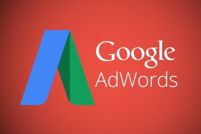 Настройка Google.Adwords. Работаю на результат 1 - kwork.ru