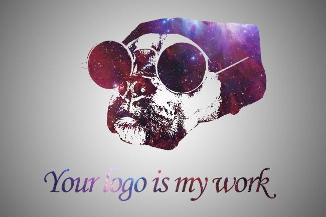 Создам логотип в стиле космос 1 - kwork.ru
