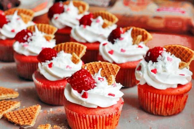 Научу печь вкуснейшие капкейкиРецепты<br>Капкейк, пироженое небольшого размера, - это американское название кекса. Такое вкуснейшее пирожное станет отличным десертом например, к чаю! Я очень хочу поделиться с вами своим опытом и научить вас выпекать вкуснейшие капкейки. Знаю несколько рецептов и, думаю, было бы здорово поделиться ими с вами!<br>