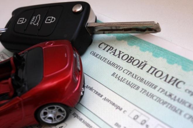 составлю исковое заявление на отказ в заключении договора ОСАГО 1 - kwork.ru