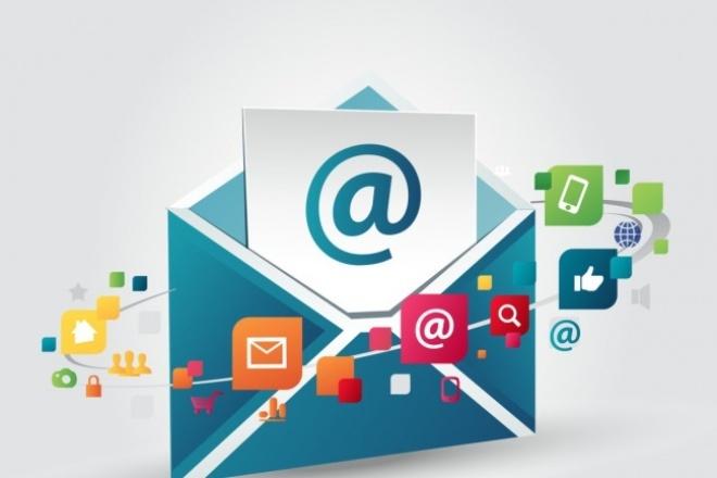 База e-mail 3300 адресов 1 - kwork.ru