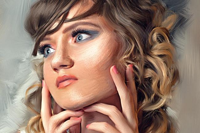 Нарисую ваш портрет по фотографииИллюстрации и рисунки<br>Нарисую ваш портрет по фотографии! Работаю в программах Adobe Photoshoop и Lightroom Стаж - более 4-х лет<br>