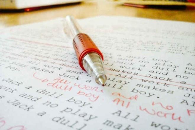 Исправлю стилистические и грамматические ошибки в Вашем текстеРедактирование и корректура<br>Профессионально отредактирую Ваш текст, исправлю речевые ошибки, а также орфографические и пунктуационные. Опыт в самостоятельном написании текстов и степень кандидата филологических наук. Гарантирую качественное выполнение в срок.<br>