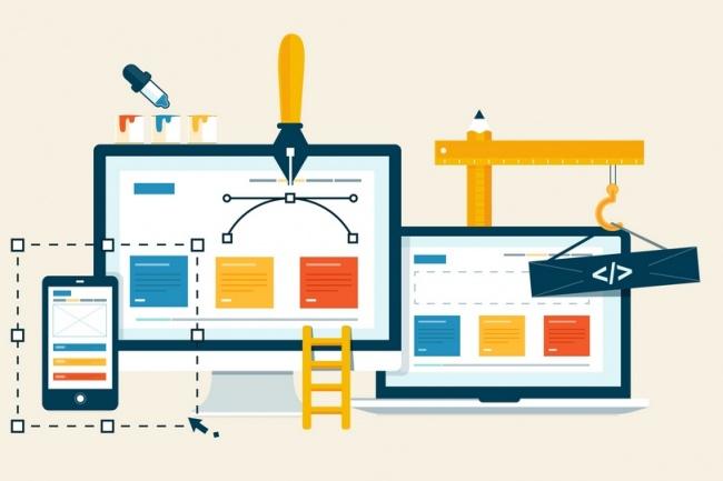 Сайт под ключСайт под ключ<br>Для Вас сайт под ключ, это значит, что в конце моей работы Вы получите готовый к работе продукт - веб-сайт.<br>