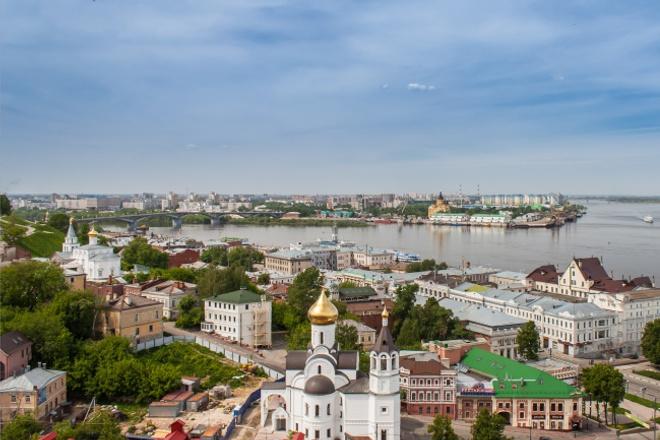 поснимаю видео и фото достопримечательностей в Нижнем Новогороде 1 - kwork.ru