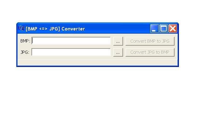 Программа для конвертирования изображения формата jpg-bmp и обратноПрограммы для ПК<br>Программа для конвертирования изображения: 1) с формата jpg в формат изображения bmp 2) с формата bmp в jpg Программа jpg-bmp_conv написана на языке С++. При необходимости могу дать не только exe файл, а и исходные коды к рабочей программе конвертирования популярных форматов изображения. Преобразования изображения происходит мгновенно и без потери качества. Сохраняется в той же папке, где и исходного изображение (фото).<br>