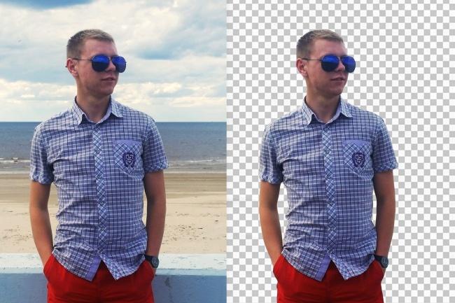 Уберу фон с фото картинкиОбработка изображений<br>Удаление или замена фона изображений. С помощью графического планшета удаление фона будет точным и аккуратным. Уберу фон с любой фотографии. Обработка 5-10 картинок<br>