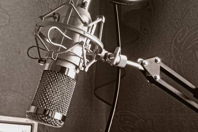 Профессиональная и красивая озвучкаАудиозапись и озвучка<br>Добрый день!) Готов предложить вам свой голос в качестве озвучки!) В наличии замечательный голос и студийное оборудование. Что готов взять за озвучку: - Аудио Книги. - Ролики. - Голосовые приветствия для ваших автоответчиков. Прикладываю голосовые примеры<br>
