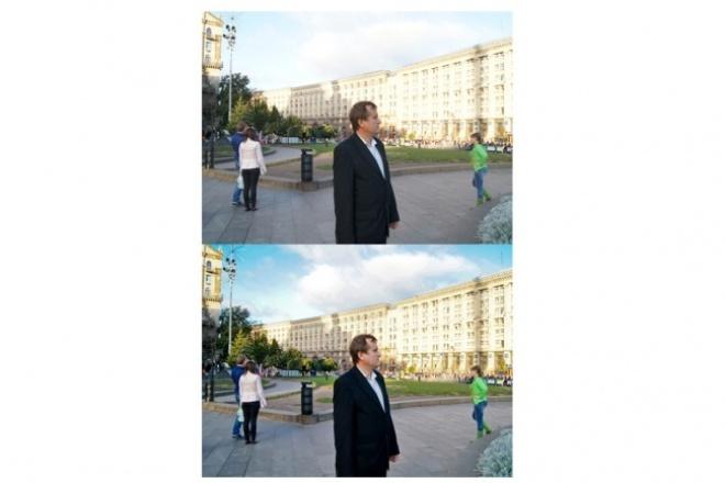 коррекция фотографий 1 - kwork.ru