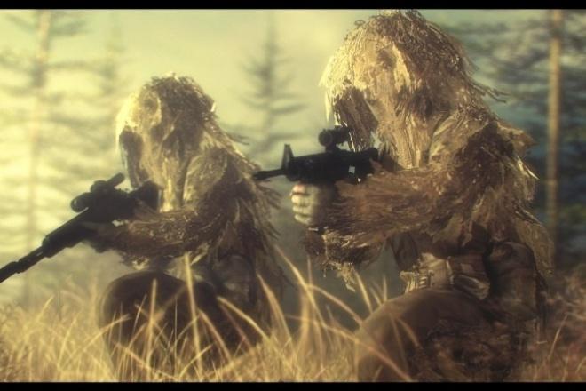 Продажа онлайн игры Call of duty 4 multiplayer Игра+лицензия 1 - kwork.ru