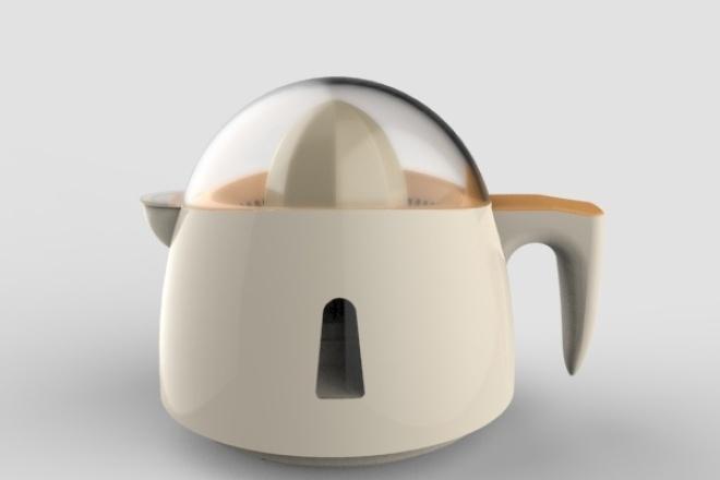 Создам 3D модельФлеш и 3D-графика<br>студентка факультета пром дизайна создам 3д модель в Rhino ceros или SolidWorks и выполню rendering (дополнительно)<br>