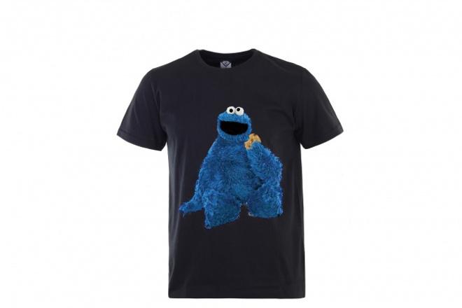 Дизайн футболки 1 - kwork.ru