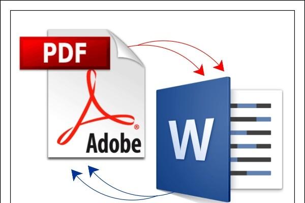 Конвертацию текста из PDF в Word 1 - kwork.ru
