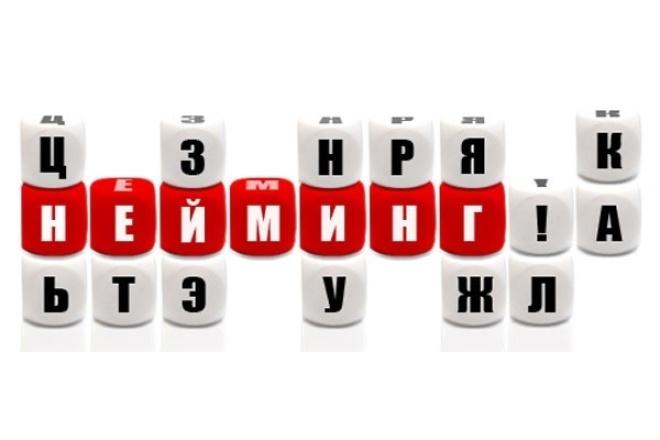 Разработаю имя для вашей компании 1 - kwork.ru