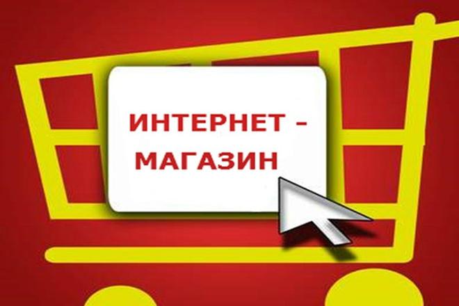 Заполню 50 карточек товаров в интернет магазине 1 - kwork.ru
