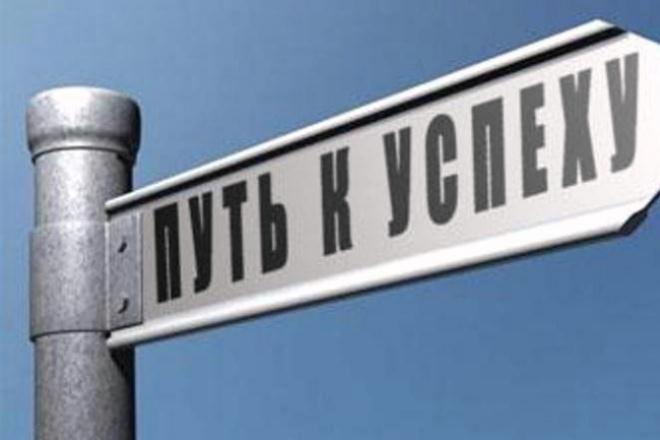 проведу коуч-сессию 1 - kwork.ru
