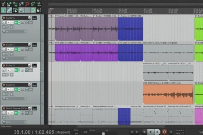Напишу партию ударных для вашей композиции 1 - kwork.ru