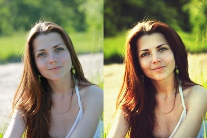 Профессионально обработаю ваши фото 1 - kwork.ru