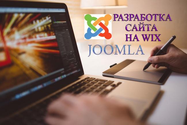 Делаю сайты на wix.com, JoomlaСайт под ключ<br>Сделаю посадочную страницу/лендинг с нуля на бесплатном конструкторе сайтов - wix.com. Разрабатываю дизайн, применяю все возможные виды размещения контента: галерея, слайд-шоу, форма заказа, статьи и т.д. Примеры моих работ(WIX): http://skashemio11.wixsite.com/stroyka http://skashemio11.wixsite.com/magnetic Также могу сделать посадочную страницу/лендинг на joomla. Пример сайта, который я делаю сейчас - http://www.original10.ru<br>