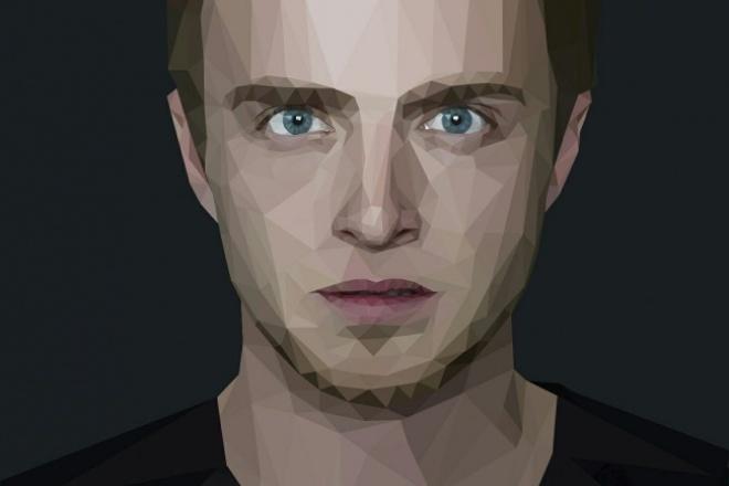 Портрет 1 - kwork.ru