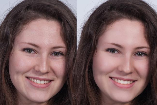 Ретуширование 15 фотографийОбработка изображений<br>Качественное ретуширование 15 фотографий. 1. Удаление мелких дефектов: морщин, родинок, шрамов, волос на лице и пр. 2. Сохранение и/или изменение текстуры кожи без эффекта замыливания. 3. Обработка глаз: увеличение глубины взгляда, насыщение и/или изменение цвета зрачков, удаление ненужных капилляров, удаление желтизны белка. 4. Удаление мешков под глазами, жирных бликов на коже.<br>