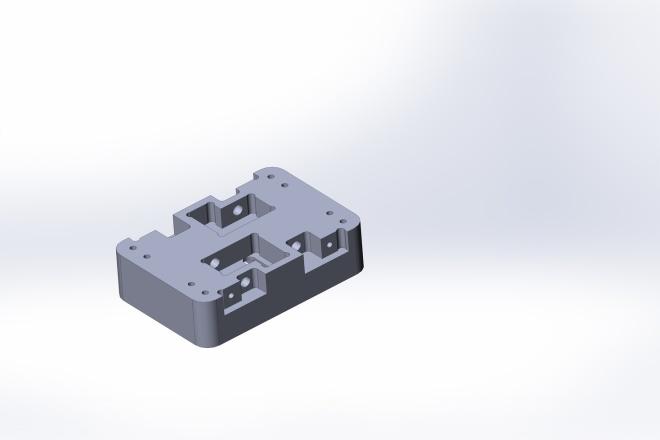 Создам 3D модель машиностроение, строительство 1 - kwork.ru