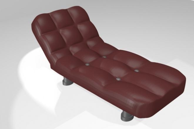 сделаю 3D-модель 1 - kwork.ru