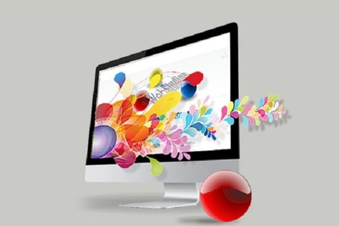Сайт с индивидуальным дизайном для вашего бизнеса 1 - kwork.ru