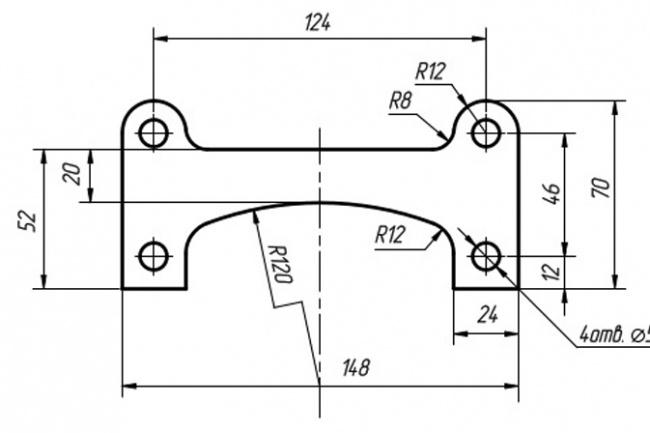 Перерисовка чертежей в AutocadИнжиниринг<br>Выполню чертежи в Autocad по вашим эскизам оперативно. Строительство, машиностроение, ландшафтные чертежи.<br>