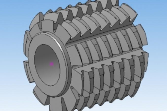 Создание инженерных 3D моделей различной сложности 1 - kwork.ru