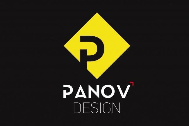 Дизайн логотипа, флаера, визитки, наружной рекламы 1 - kwork.ru