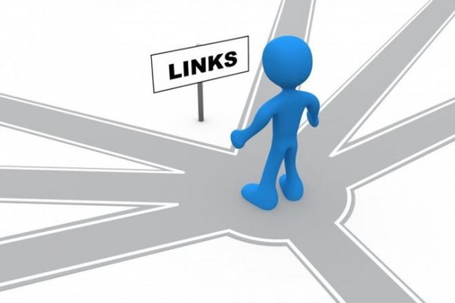 Размещу ваши ссылки на своих сайтах 1 - kwork.ru