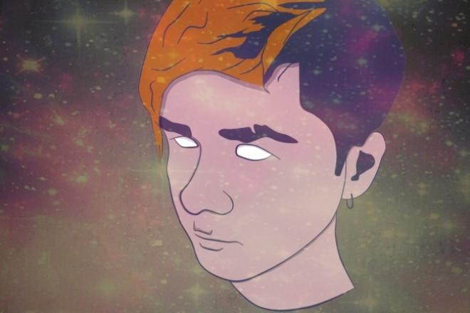 Сделаю Вам арт в любом стиле, который пожелаете 1 - kwork.ru