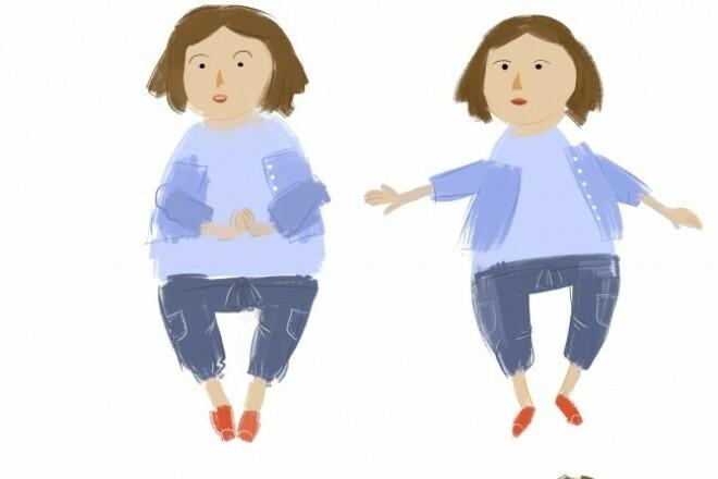 Иллюстрация в Диджитал 1 - kwork.ru