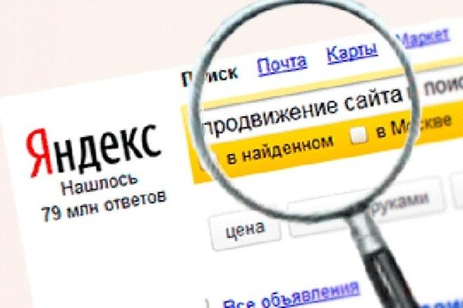 Оптимизирую страницу для поискового продвижения 1 - kwork.ru