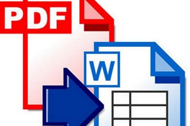 Извлеку и распознаю текстРедактирование и корректура<br>Извлеку и распознаю текст из: PDF, DjVu-документа, материала, книги, а также из JPG (GIF, PNG) Переконвертирую в документ word (формат doc, docx). Отформатирую, исправлю ошибки, оформлю по желанию заказчика. При необходимости почищу и вставлю иллюстрации из исходного документа. Язык: только русский<br>