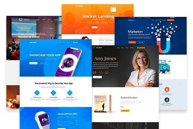 Создам бизнес-сайт, сайт-портфолио 1 - kwork.ru