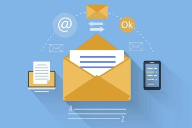 Сделаю рассылку на 4000 email адресовE-mail маркетинг<br>Сделаю рассылку Вашего письма по базе 4000+ email адресов На текущий момент база более 5000 адресов , собранная из открытых источников. Если у Вас нет качественного письма, Вы можете заказать его написание. Тематика базы: Заработок в интернете. Эффективность базы от 20% , кто имеет опыт тот понимает о чем речь. Отчет получите в виде скриншота. Также возможен отчет через демонстрацию экрана в скайпе.<br>