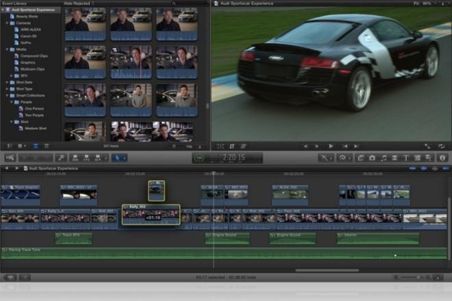 Смонтирую видео или слайдшоу с фотоМонтаж и обработка видео<br>Создам видео ролик или слайд шоу из Ваших фото. Сценарий к роликам должен быть прикреплен к высланому видео.<br>