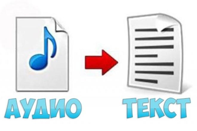 Выполню транскрибацию (перевод аудио, видео в текст)Набор текста<br>Сделаю перевод видео, аудио в текст. Печатаю быстро и грамотно. Учту все ваши пожелания. Рад долгому сотрудничеству.<br>