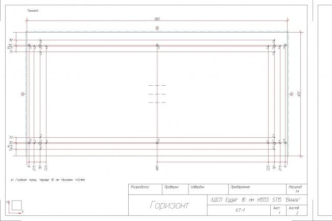 сделаю проект корпусной мебели 1 - kwork.ru