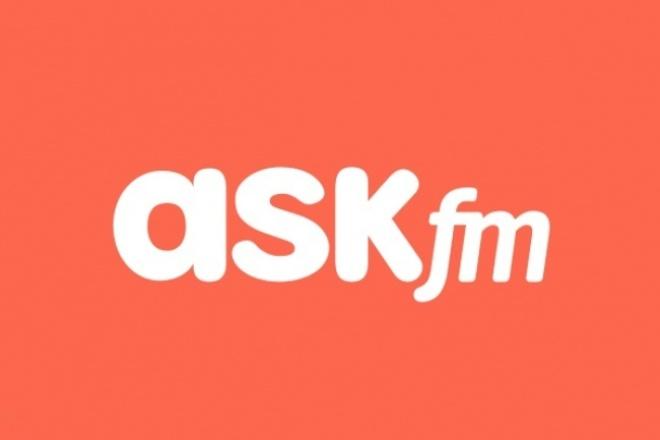 Приведу живой трафик на вашу страничку Ask.fm 1 - kwork.ru