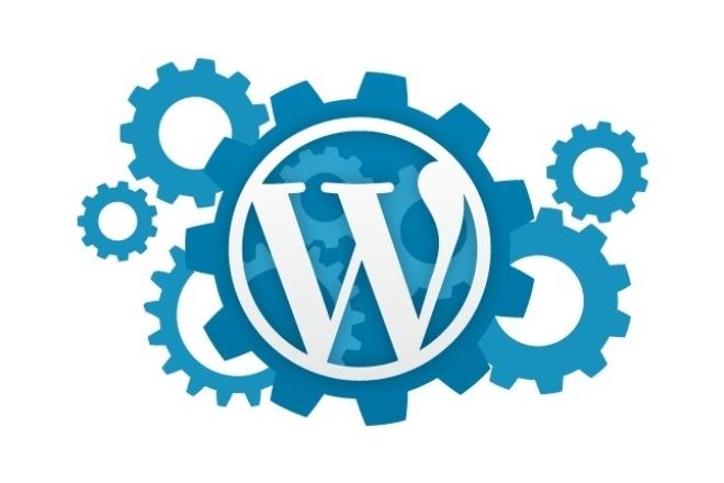 Доработаю Wordpress 1 - kwork.ru
