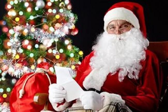 Именное видео поздравление от Деда Мороза для ваших детейПоздравления<br>Дед Мороз с экрана телевизора несколько раз обращается к вашему ребенку по имени и заводит интерактивную беседу с ним, знакомит с персонажами и поздравляет с Новым годом. Зритель становится главным героем сказки: отгадывает загадки, помогает зажечь ёлку и многое другое. Главная цель именного поздравления -. Вызвать незабываемые эмоции, создать праздничное настроение и укрепить веру в чудеса и Деда Мороза у наших детей. Представьте, какое приятное удивление испытает ребёнок, когда с экрана телевизора к нему по имени обратится самый настоящий Дедушка Мороз. За один кворк вы можете получите до трех видео поздравлений с именами из вашего списка А также получите замечательную новогоднюю открытку с Дедом Морозом и вашим ребенком в подарок !<br>