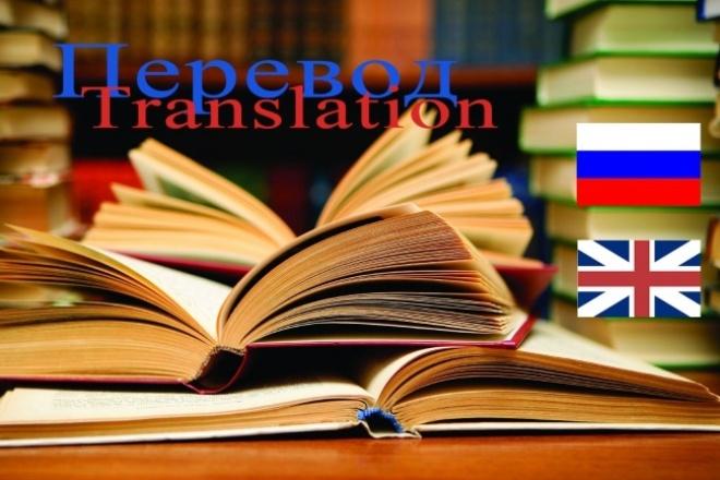 сделаю качественный перевод текста (большой объем) 1 - kwork.ru