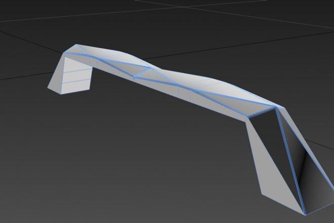 Создам 3d-модельФлеш и 3D-графика<br>Отрисую 3d-модель по вашим эскизам или фото, high и low-poly, дополнительные условия обсуждаю в переписке, желательно прикладывать ТЗ.<br>