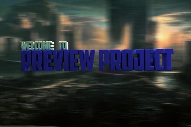 Сделаю превью для вашего видео на YouTubeИнтро и анимация логотипа<br>? Welcome to the Preview Project! Сотворю броское графическое превью для вашего видеоролика. ? Функционал: ? Создам красивую превью-миниатюру для вашего видео. ? Цель: [?] Полностью передать содержимое видео. [?] Привлечь внимание пользователя. [?] Качественная подача картинки. Все права защищены. ©<br>