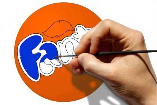 Сделаю оригинальный логотипЛоготипы<br>Вы предоставляете информацию о вашем проекте, а я делая превосходный логотип по данной тематике. Срок выполнения 1 день и у вас в руках готовый логотип ! + 1 бонусный логотип ,также на выбранную тематику.<br>