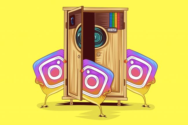 500 целевых подписчиков в инстаграм, Instagram. Без ботов и программ 1 - kwork.ru
