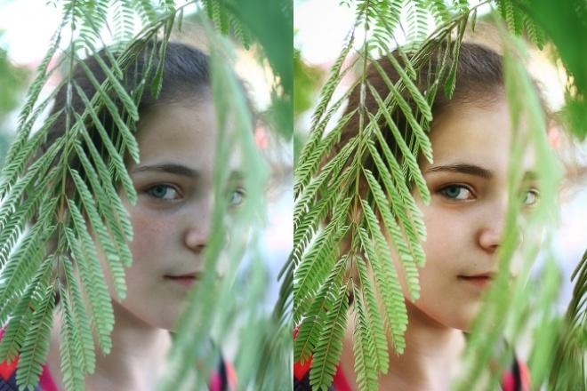 Ретушь фото, цветокоррекция (6 фото) 1 - kwork.ru